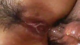 Analny seks z dziką suczką